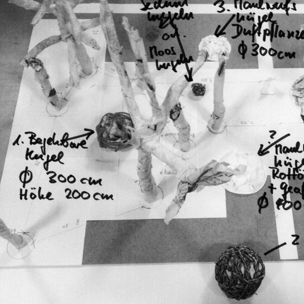 Ausstellung Herbarium der Sehnsucht
