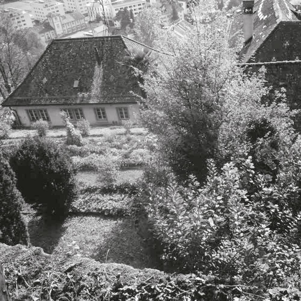 Private Gärten - Führungen durch Maria Joasefa Lichtsteiner