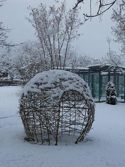 Garteninstallation Bruder Klaus Museum Sachseln 33