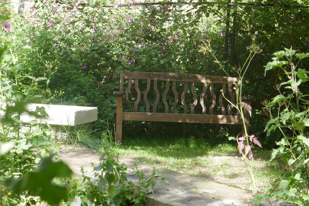 The Phoenix Garden London Diary